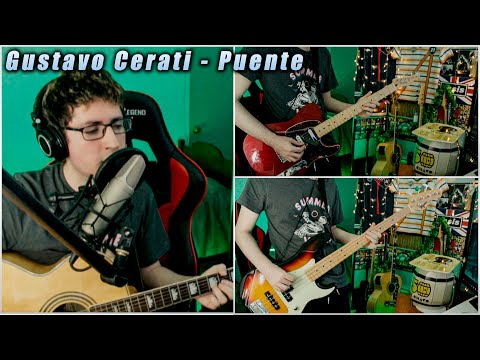 Gustavo Cerati – Puente (Full Cover por Andy)