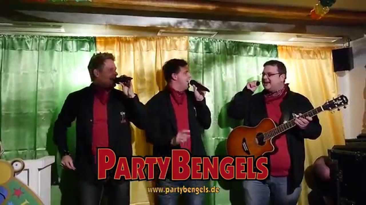 Partybengels LIVE am 07.02.15 beim kis monnem Kostümfest