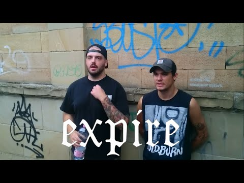 EXPIRE Interview 2015 | AWAY FROM LIFE