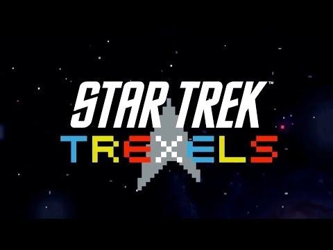 Star Trek Trexels - Official Trailer