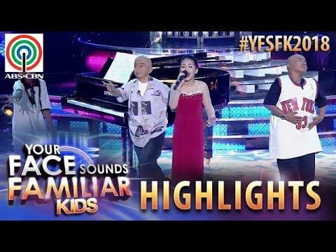 YFSF Kids 2018 Highlights: TNT Boys, Isinayaw Ang Performance Ni Esang