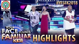 YFSF Kids 2018 Highlights: TNT Boys, isinayaw ang performance ni Esang