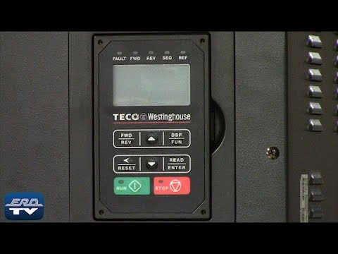 Teco Westinghouse A510-4075-C3-U AC drive Repaired by ERD with a 3 Year Warranty