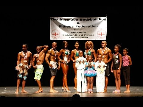 Bodybuilding and Fitness Extravaganza Winners, April 12 2014