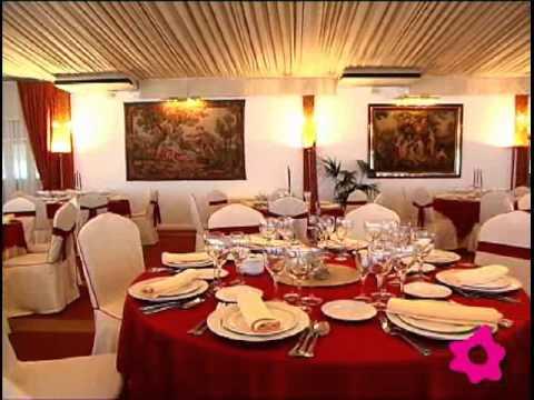 Restaurante El Jardin Del Mesonero Youtube