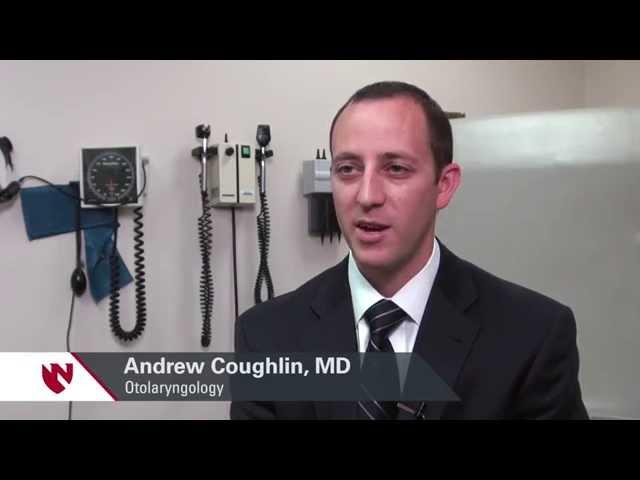 Dr. Andrew Coughlin, Otolaryngology