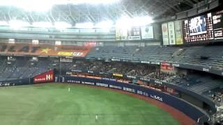6月25日大阪京セラドーム.