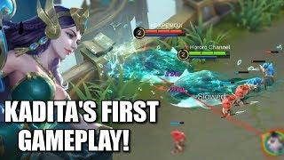 KADITA'S FIRST EVER GAMEPLAY! thumbnail