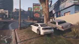Grand Theft Auto V PC Gameplay 60FPS (Ultra Settings, GTX 980, I7 4790)