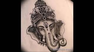 Эскизы индийских тату - рисунки для татуировки - варианты - картинки