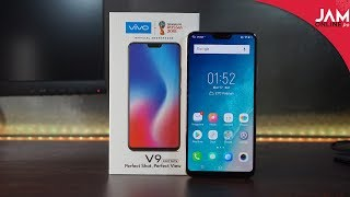 Download Video Vivo V9 Unboxing and Hands-On MP3 3GP MP4