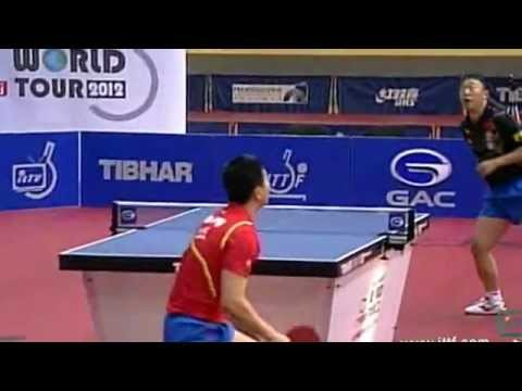Ma Lin- Ma Long- Slovenian Open - 2012