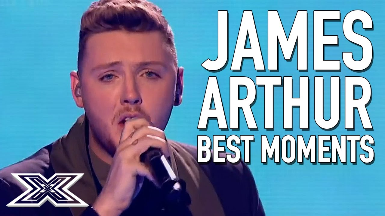 BEST of X Factor Winner James Arthur | Including ...