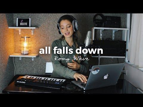 All Falls Down - Alan Walker | Romy Wave Loop Cover