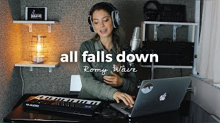 All falls down - Alan Walker | Romy Wave loop cover