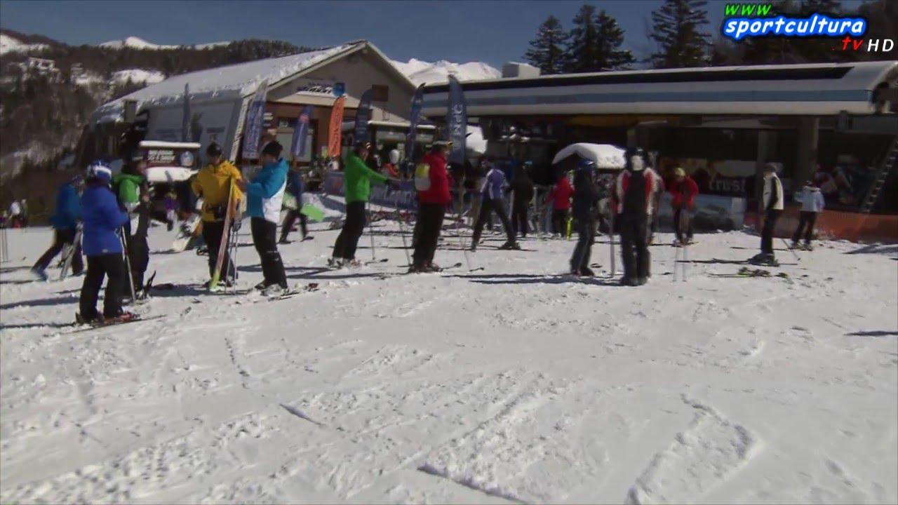 Sciatori, snowboarder: tutti all'abetone per festeggiare la pasqua sulla neve!