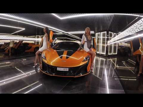 THE BEST PRIVATE GARAGE IN DUBAI!!! (Don Casanova)