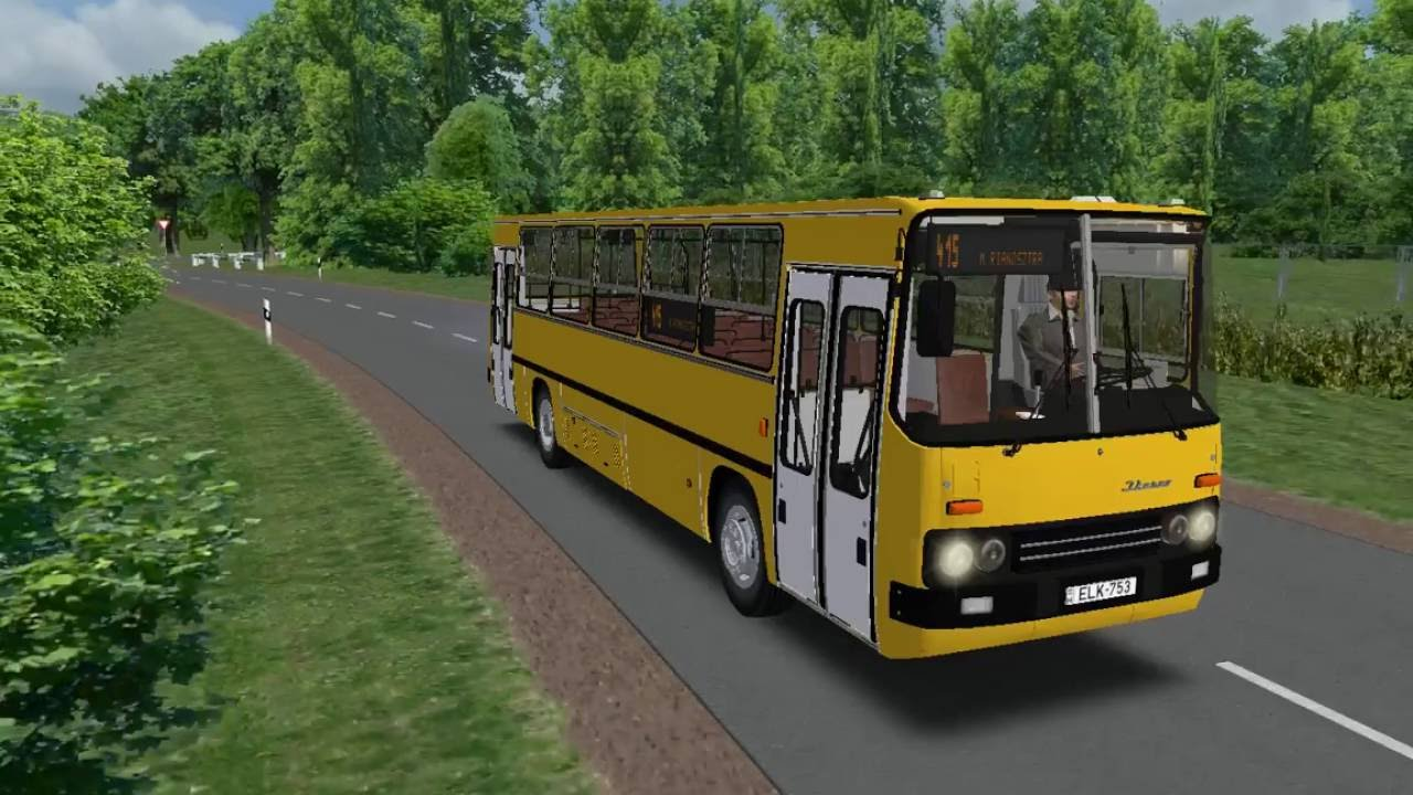 Скачать мод икарус на омси автобусы бесплатно торрент фото 202-547