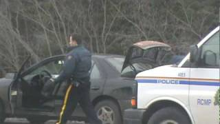 Codiac Rcmp Arrest 3 In Stolen Car From Ontario!