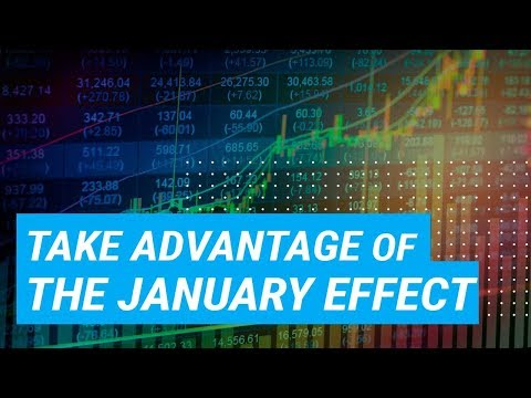 How to Take Advantage of the January Effect in November