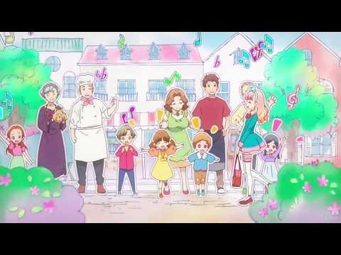 Aikatsu Friends! Opening English Sub