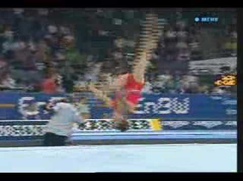 2007 World Gymnastics-All-Around Final-Part 4