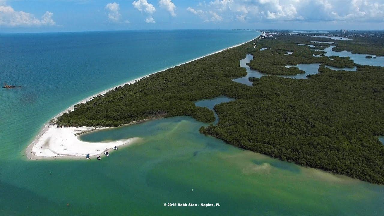 Barefoot Beach Preserve County Park Naples Fl
