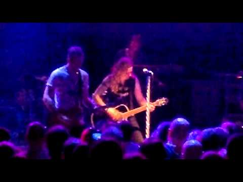 Little Angels - Womankind @ Shepherd's Bush Empire, London - 16th December 2012 HD