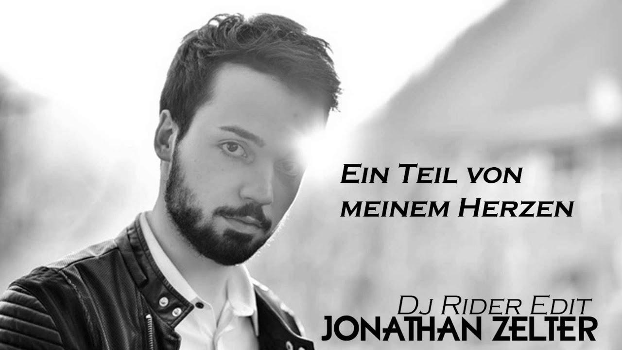 jonathan zelter ein teil von meinem herzen lyrics