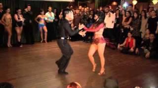 Kathy Reyes & Steven Correa Finals Bachata Contest 2011 thumbnail