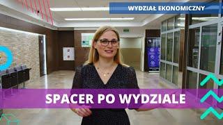 Spacer Po Wydziale Ekonomicznym | Wydziałowe Drzwi Otwarte UMCS | Lublin 2021
