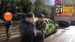 UK'S AREA 51 SECRET UNDERGROUND CITY IS NO JOKE!