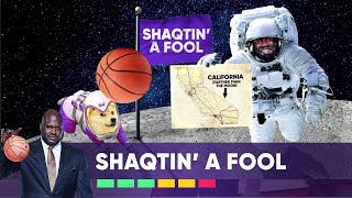 Shaqtin' to the Moon! | Shaqtin' A Fool Episode 18