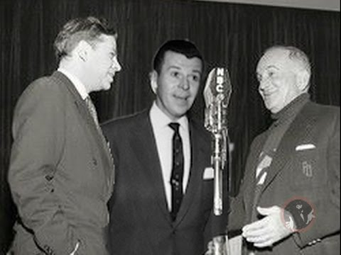 Al Jolson & Dennis Day on Kraft Music Hall February 3, 1949 - video podcast