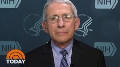 Dr. Anthony Fauci: Remdesivir Is 'A Very Important First Step' In Fighting Coronavirus | TODAY
