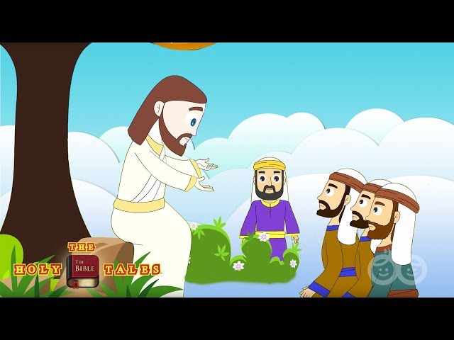 The Rich And The Kingdom Of God - Bible Stories For Children