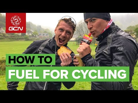 How To Fuel For Cycling | Bike Ride Nutrition Explained