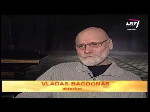 Vienas garsiausių lietuvių režisierių E. Nekrošius švęnčia gražų jubiliejų (reportažas)