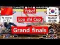 [kof 2000] (Grand finals) Ya wang(吖王) vs Madkof(동네형) Lou shi Cup 2019-08-12