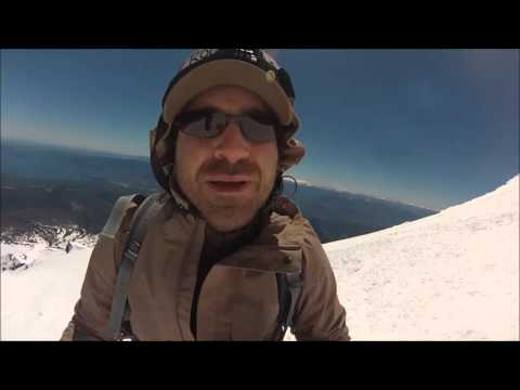 Subida ao vulcao Villarrica (Pucón - Chile)