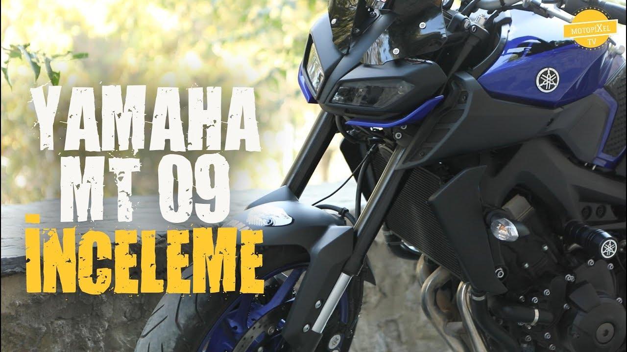 Yamaha Mt 09 Kullanıcı İncelemesi