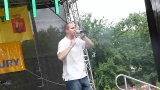 "Eldo "" Dany Drumz gra funk"" Bielany 11.06.2011"