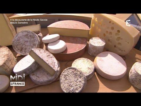 Les fromages de la haute savoie