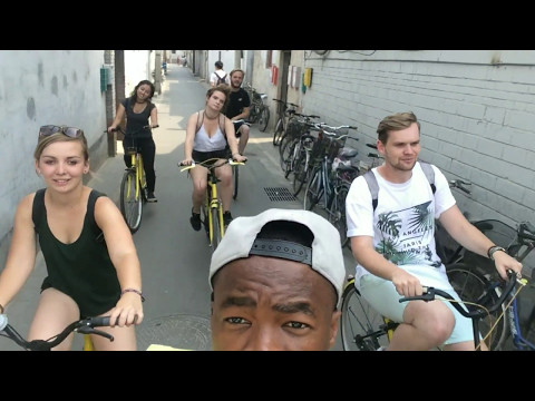 Beijing cycling adventures