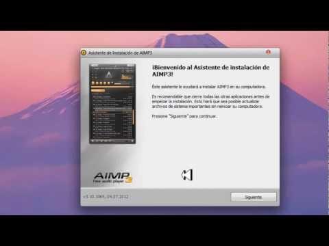 Aimp3  3.10.1065 +  Enhancer 0.17+ Skins ¡¡excelente sonido!!