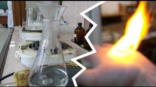 ХРОНИКИ ХИМФАКА. Лабораторка!! |BlackBat|