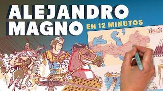 Alejandro Magno y el Imperio de Macedonia