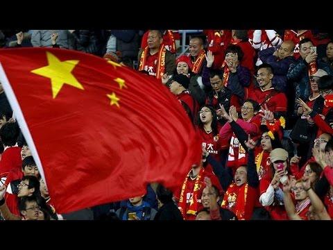 Qu'est-ce qui se passe en Chine super league soccer !!??