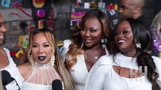 '90s Take Over At 2017 VH1 Hip Hop Honors