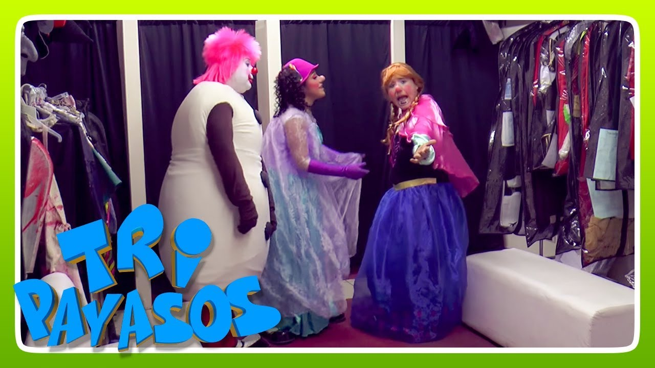 Disfraces de Halloween | Minions | Frozen | Tripayasos | Video Para ...